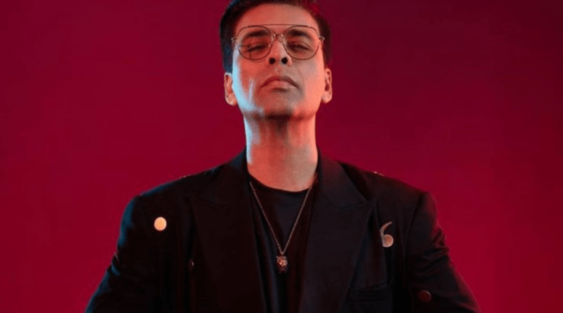 Karan Johar Submits His Resignation To MAMI Board