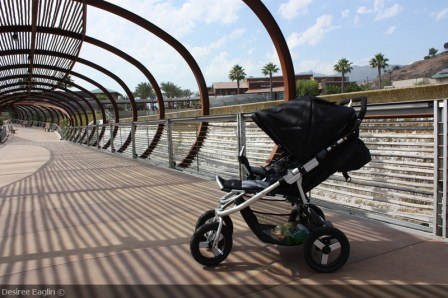 bumbleride, bumbleride indie twin, dos lagos, double stroller, double stroller review
