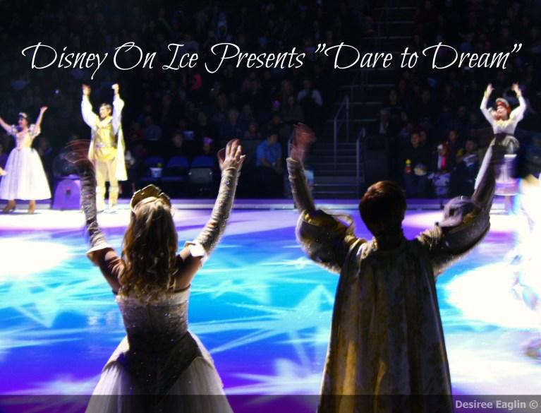 disney on ice, dare to dream, disney, ice skating, ice skating shows, disney shows, disney family shows, family,