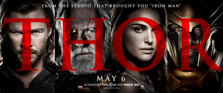 Thor, disney films