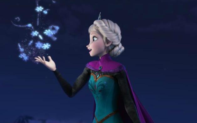 frozen elsa's magical powers