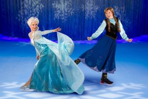 Disney's Frozen On Ice to debut in late 2015