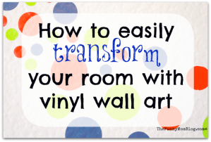How to easily transform your room with Cozy Wall Art & Giveaway