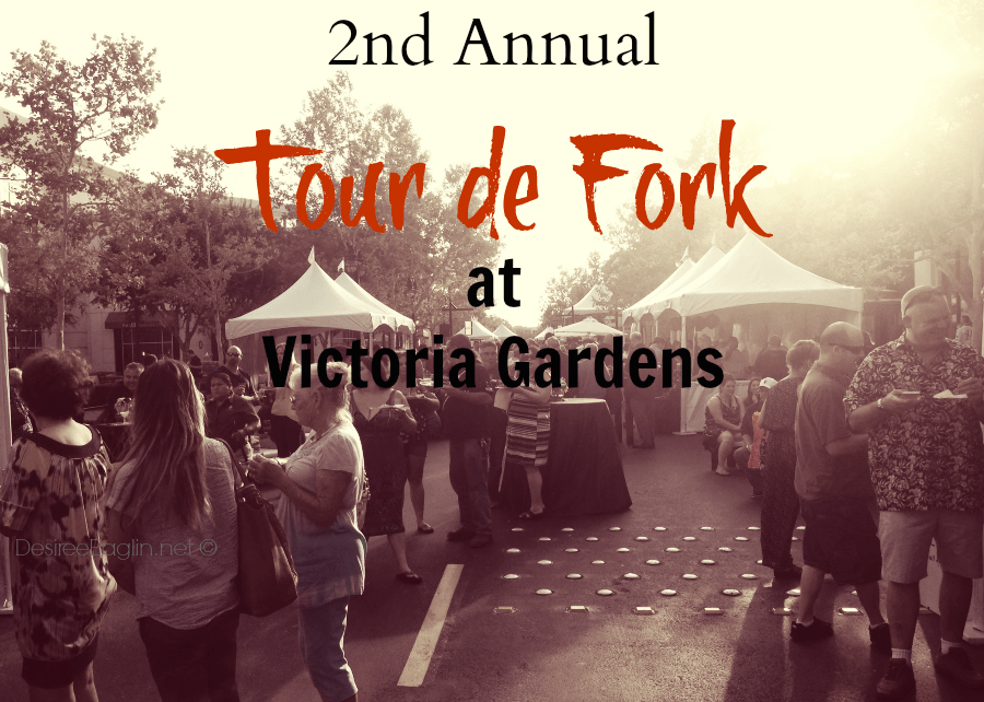The 2nd Annual Tour De Fork At Victoria Gardens