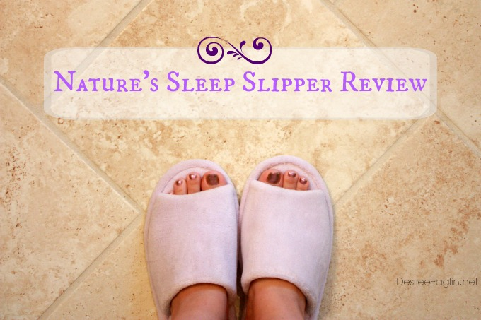 Nature's Sleep Slipper Review, nature's sleep, memory foam, slippers, slippers review, natures sleep memory foam slippers
