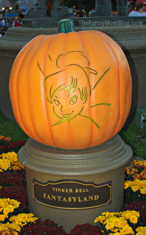 Disney Character Pumpkin Carvings At Disneyland Resort  The Funny