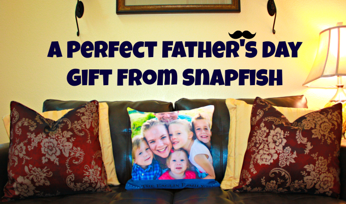 A Perfect Fathers Day Gift From Snapfish SnapfishBloggers