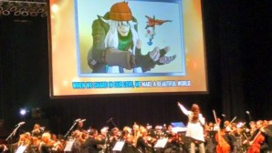 It was a musical explosion at the Pokemon Symphonic Evolutions concert at The Greek Theatre!