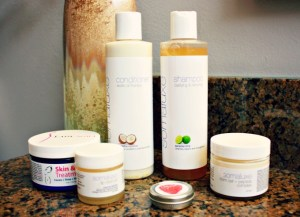 Lady Soma Face and Body Products Review