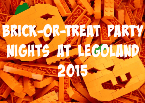 What's New in Store for Brick-or-Treat Halloween Party Nights at Legoland!