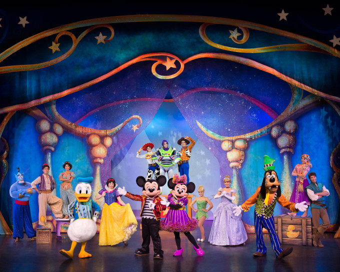 Last Minute Gift: DISNEY LIVE! Mickey And Minnie's Doorway to Magic! - The Funny Mom Blog
