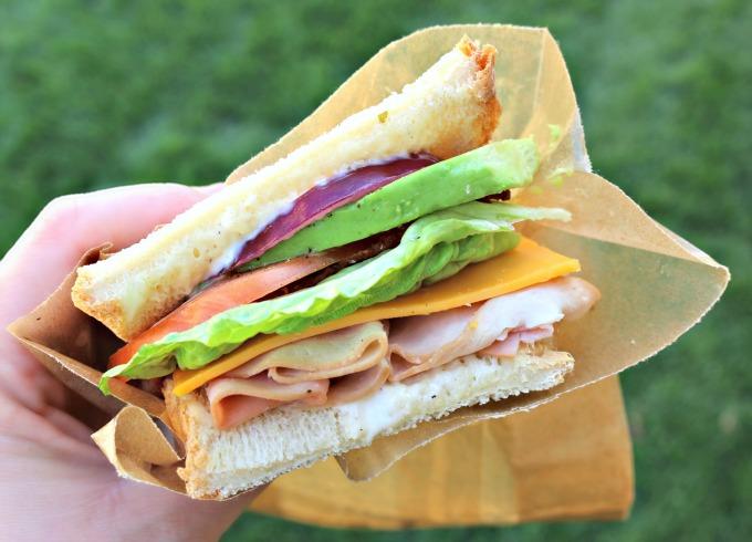 Wax Sandwich Bag
