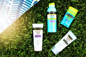 Teaching Healthy Habits With Neutrogena Sun Care! #MimicMommy #ChooseSkinHealth