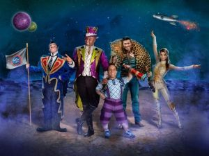 Get Your Tickets! Ringling Bros and Barnum & Bailey Is Coming Next Week!