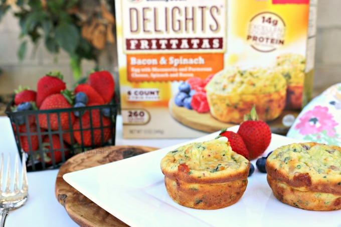 Jimmy Dean Delights Frittatas