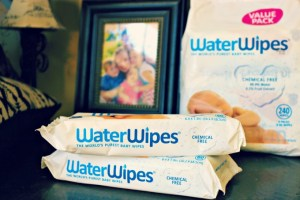 What Makes Me A #WaterWipesMom
