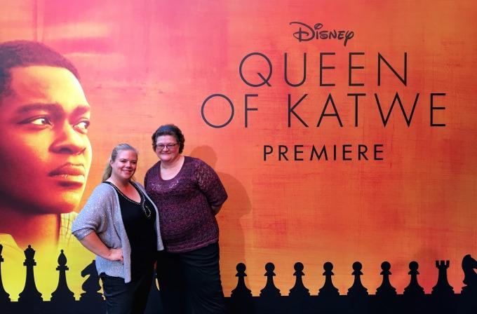 queen of katwe premiere