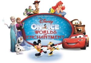 Disney On Ice Presents Worlds of Enchantment Tickets On Sale Now!