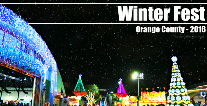 Winter Fest Is Bringing Winter to the OC! #WinterFestOC