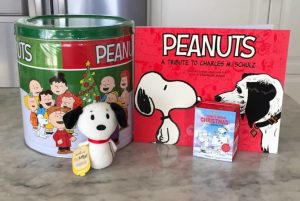 Merry Christmas Snoopy Giveaway!