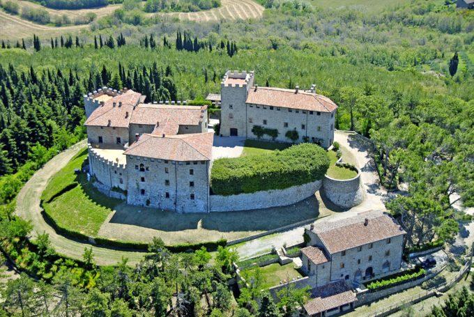 Montegabbione, Italy