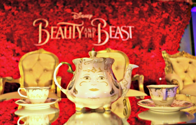 Beauty and The Beast Press Conference