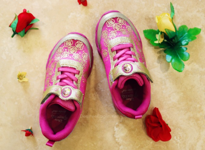 Stride Rite's Disney Belle of the Ball Sneakers