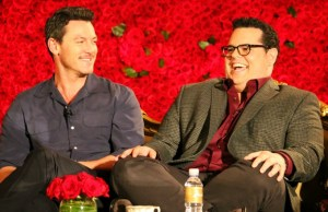 The Beauty and The Beast Press Conference (Pictures)