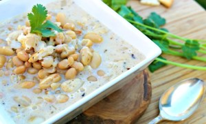 Award Winning White Bean Chicken Chili
