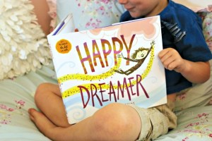 Peter H. Reynolds Happy Dreamer Prize Pack Giveaway! #HappyDreamer