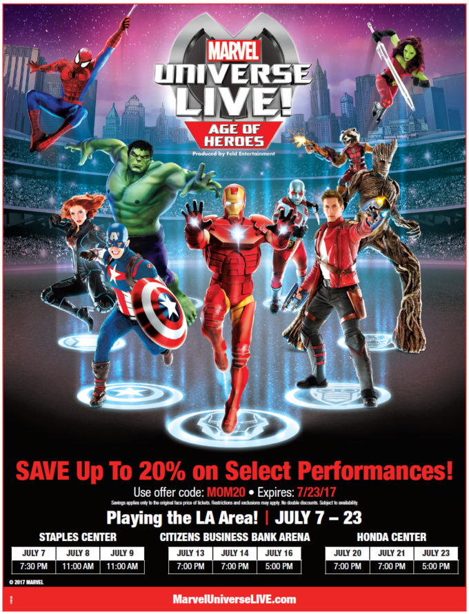 marvel universe live age of heroes coupon
