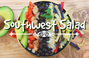 Make It and Take It: Southwest Salad