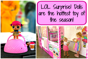 The Hottest Toy of the Season Just Got Hotter LOL Surprise! Dolls Video Unboxing Booth in Hollywood