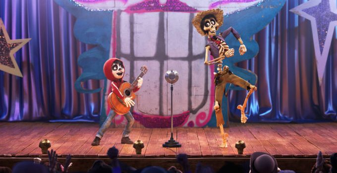Coco is Now Playing in Theaters Everywhere! #PixarCoco