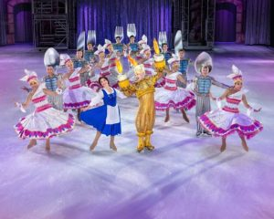We followed our hearts to Disney on Ice: Follow Your Dreams at the Honda Center
