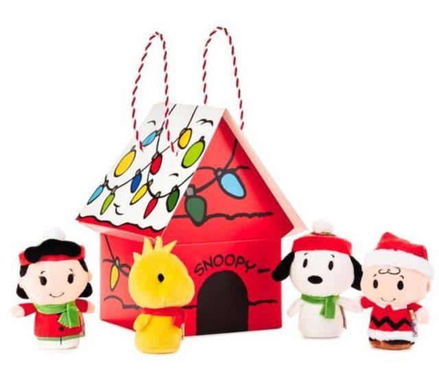 christmas peanuts prize pack