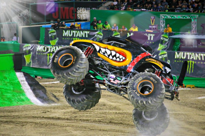 discount code to monster jam