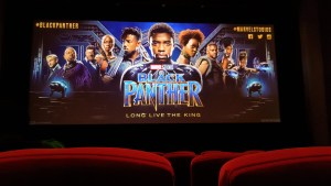 Long Live the King! Marvel Studios Black Panther Now In Theaters!