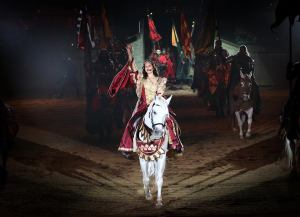 A Queen Has Been Crowned At Medieval Times In Buena Park!