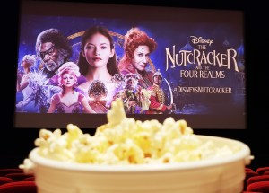 Disney's The Nutcracker and the Four Realms in Theaters Now!