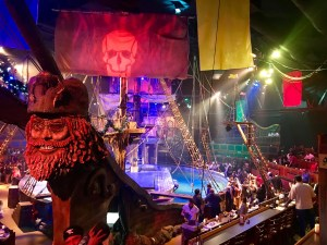 Pirate Dinner Adventure For the Holidays