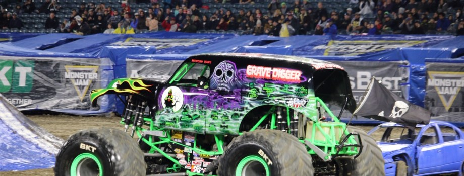 The BIGGEST Family Fun Show – Monster Jam 2019
