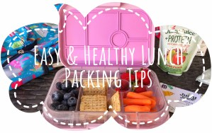 easy lunch packing tips