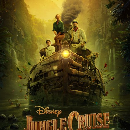 disneys jungle cruise