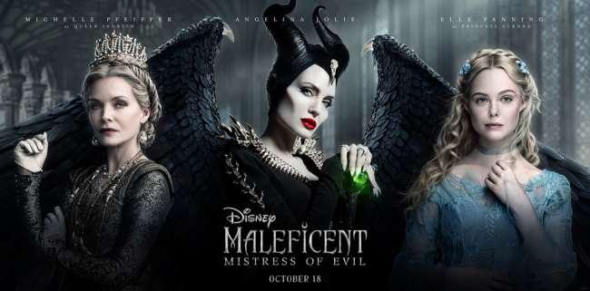 Disney's Maleficent Mistress of Evil Press Conference
