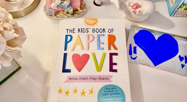The Kids' Book of Paper Love Review & Giveaway