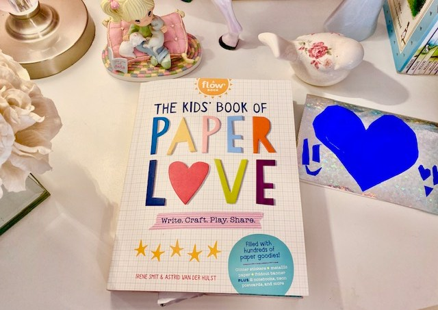 the kids' book of paper love review