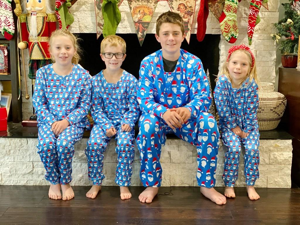 christmas pajamas from shinesty