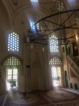 Mosque in Mostar Bosnia Herzegovina