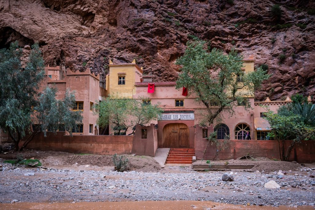 Gorges Tourdra Morocco